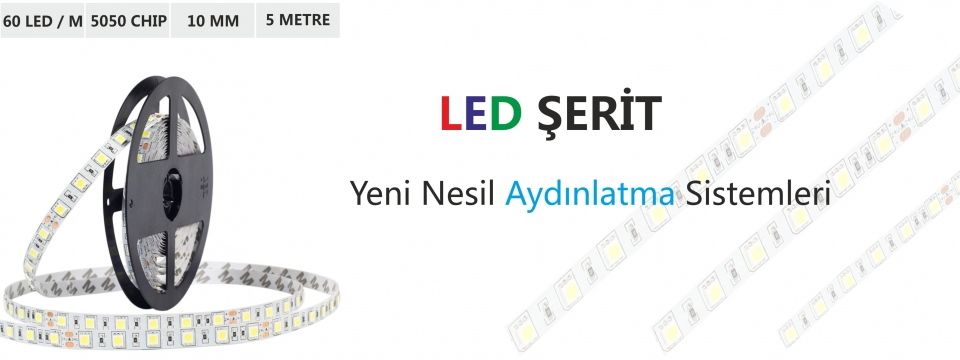 şerit led