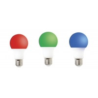 CATA CT-4269 - RENKLİ LED AMPUL 10 WATT