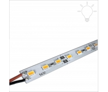 12 Volt 5630 Smd 72 Led Alüminyum Taban Bar Led 10 Watt