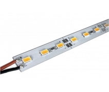 12 Volt 5630 Smd 72 Led Alüminyum Taban Bar Led  Beyaz 20 Watt