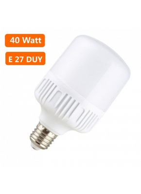 40 Watt Torch Led Ampul E27 Duy