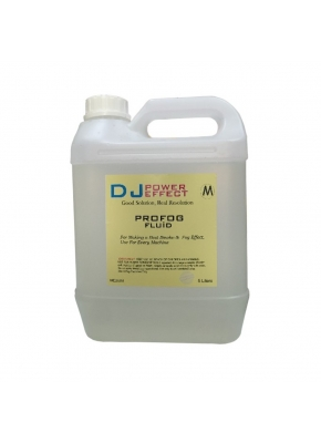 DJ POWER EFFECT SİS MAKİNESİ DUMAN LİKİTİ - 5 LT MEDIUM